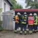 Verdacht auf Chlorgasaustritt – Gefahrgutzug zur Unterstützung angefordert